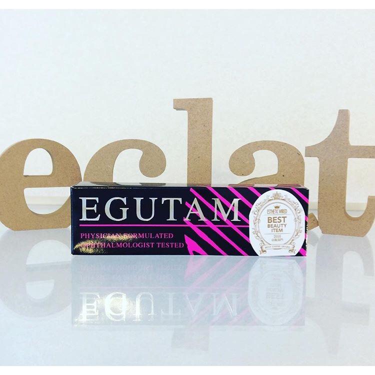 マツエクにはまつげ美容液EGUTAMで効果アップ